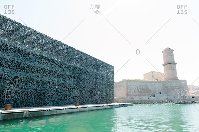 September 15, 2015: Museum of European and Mediterranean Civilisations, France