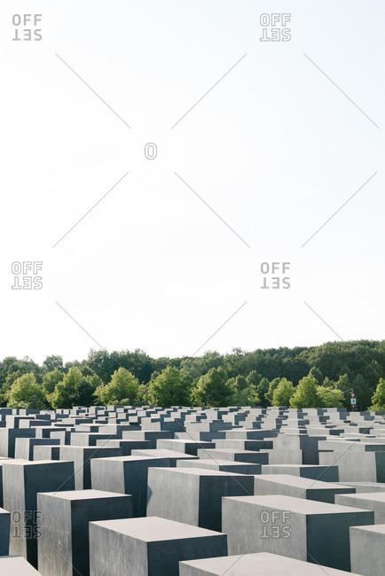 September 15, 2015: Memorial to the Murdered Jews of Europe, Berlin