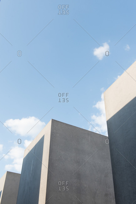 September 15, 2015: Memorial to the Murdered Jews of Europe, Germany