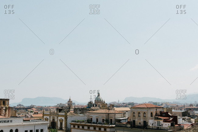 Florence, Italy city view