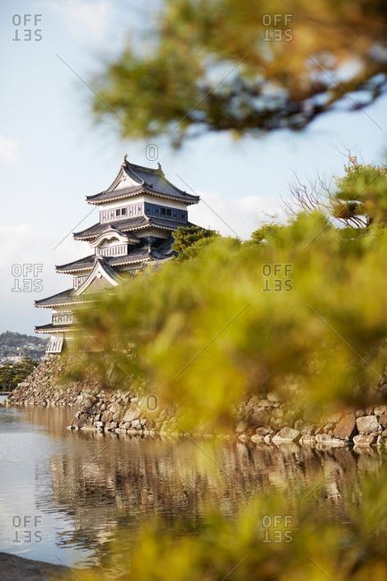 Matsumoto Castle, Matsumoto, Nagano, Japan