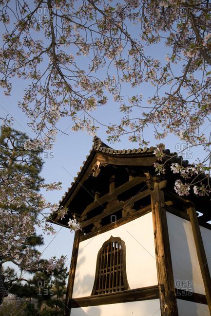 Kennin-ji Temple, Zen Buddhist temple in Gion District of Kyoto, Honshu island, Kyoto, Japan