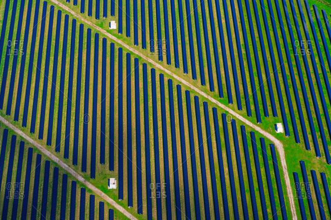 Solar plant, Bavaria