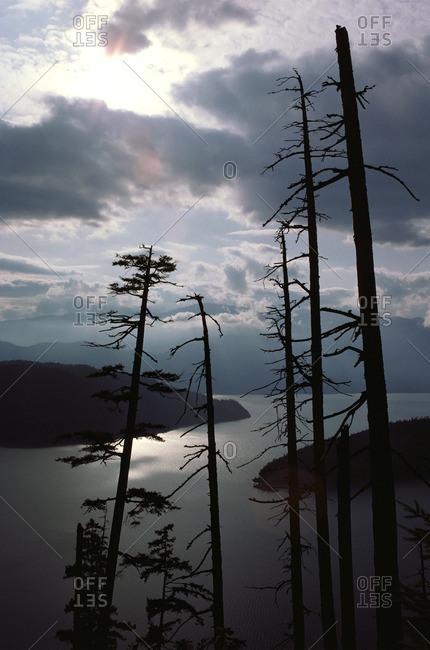 Harrison Lake, British Columbia, Canada