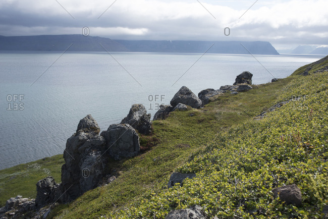 Hornstrandir, a wildly beautiful area abandoned by permanent inhabitants in the 1950s, West Fjords, Iceland, Polar Regions