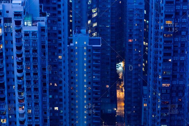 Hong Kong living, Mid-levels, Hong Kong, China