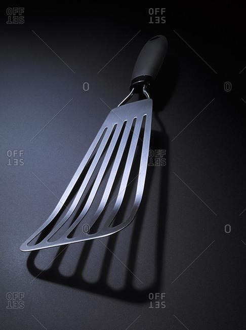 Studio shot of fish spatula