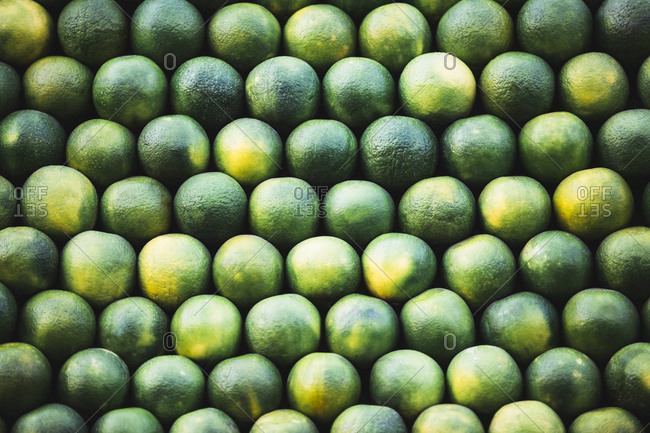 Organized limes in Indian market