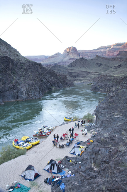 Rafting the Grand Canyon Grand Canyon NP, AZ