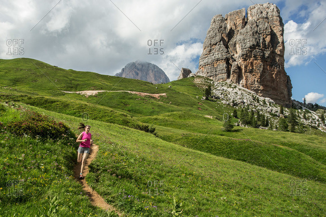Trail Running Dolomites