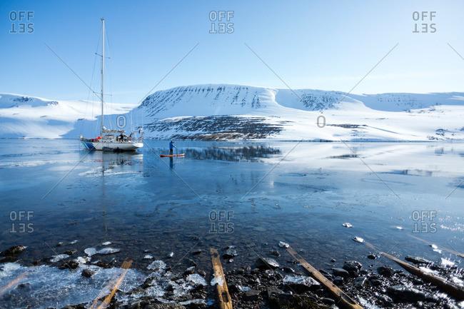 Marcus Cashton, Isafjordur, Northwest Fjords, Iceland