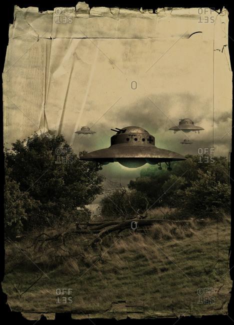 Vintage UFOs