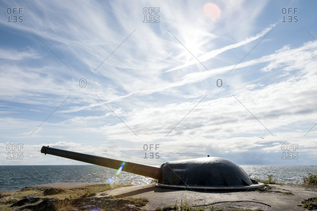 Cannon at sea, Landsort