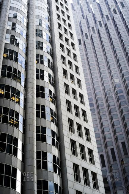 Modern building exterior, San Francisco