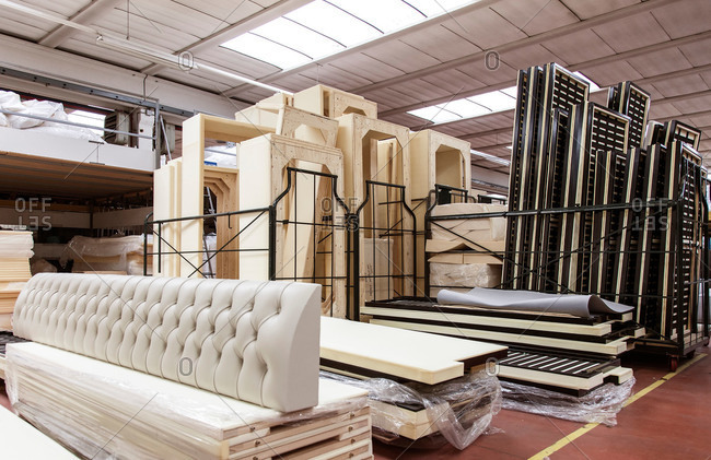 Materials for furniture building
