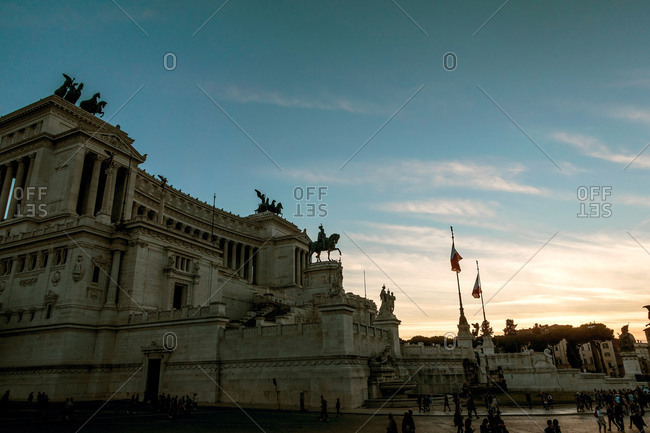 Altare della Patria in Rome