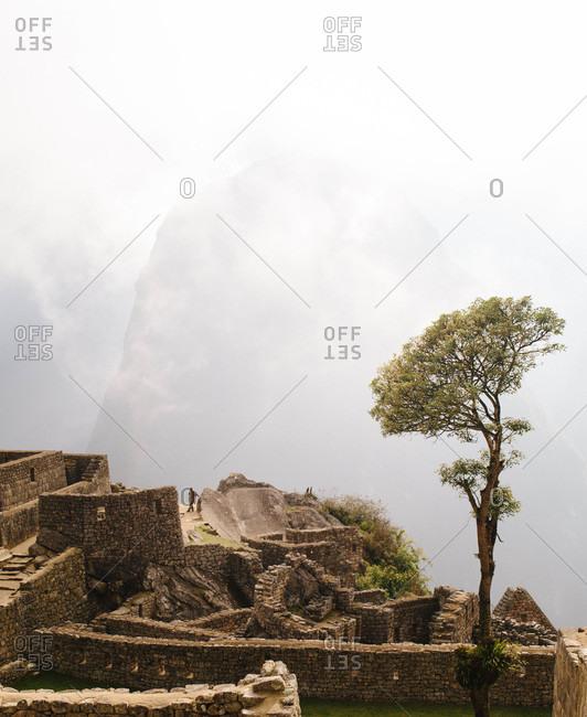 Ruins of Machu Picchu, Peru