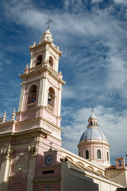 The Cathedral of Salta, Argentina