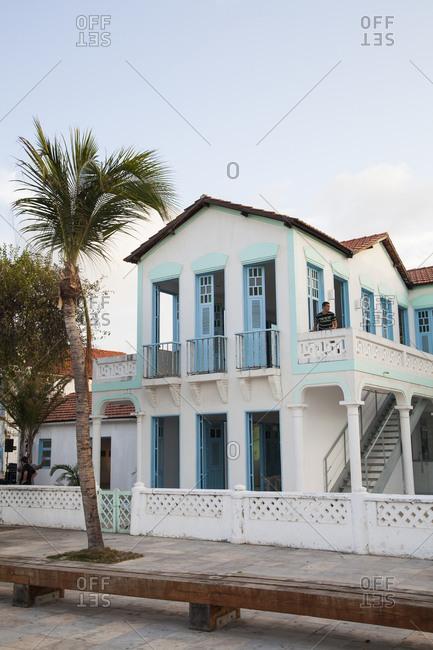 Beachfront house on Praia do Iracema, Fortaleza, Brazil