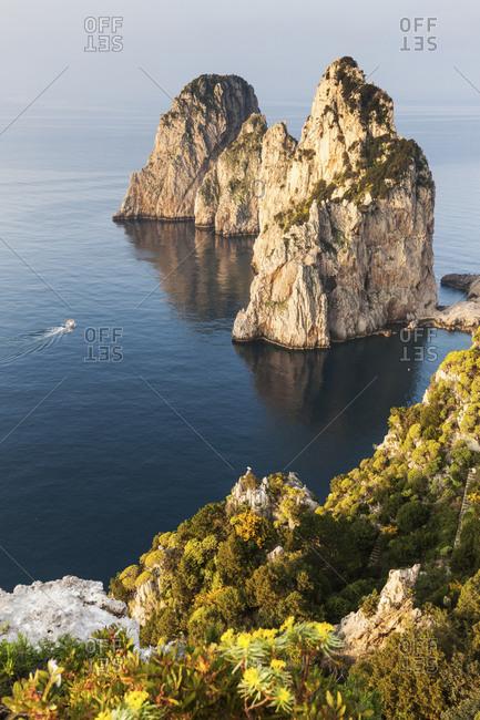 Rocky Seacoast, Capri