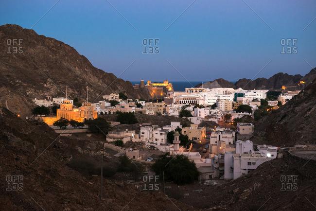 City of Muscat, Oman