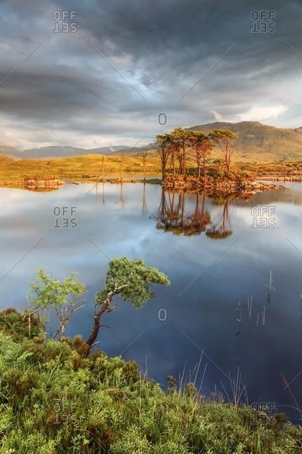Loch Assynth, Sutherland, Scotland