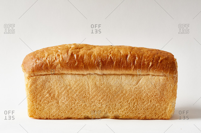 Pullman loaf of bread