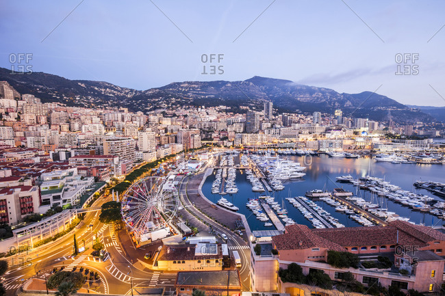 Monte Carlo in the evening