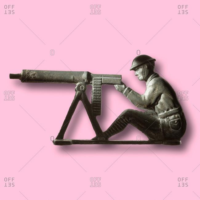 Old artillerymen trinket