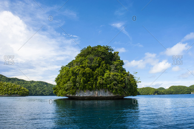 Rock Islands, Palau, Central Pacific
