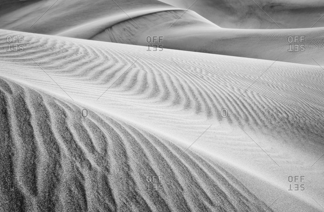 Valley Dunes, California