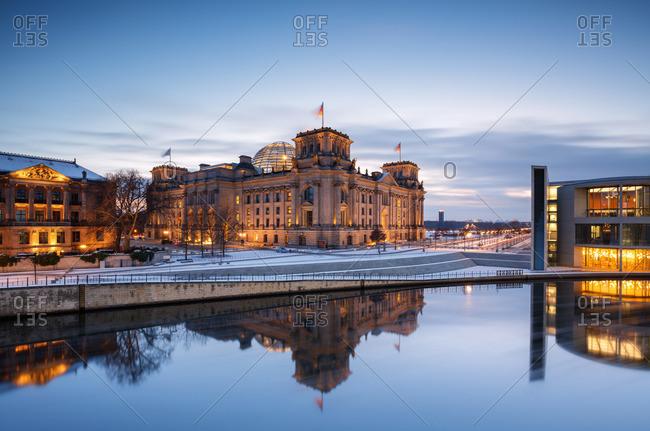 Berlin Reichstag, Berlin, Germany