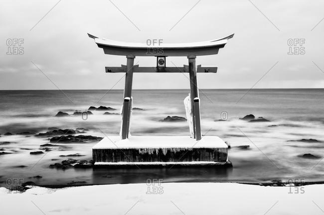Shosanbetsu Konpira Shrine, Hokkaido, Japan