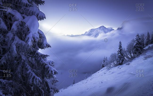 Berchtesgaden Alps, Hoher Goell