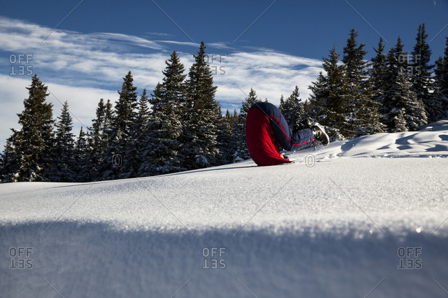 Winter in Tyrol - Offset Collection