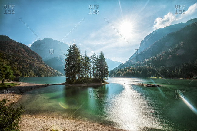 Lago del Predil - Offset Collection