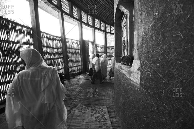 Narga Selassie Monastery in Ethiopia