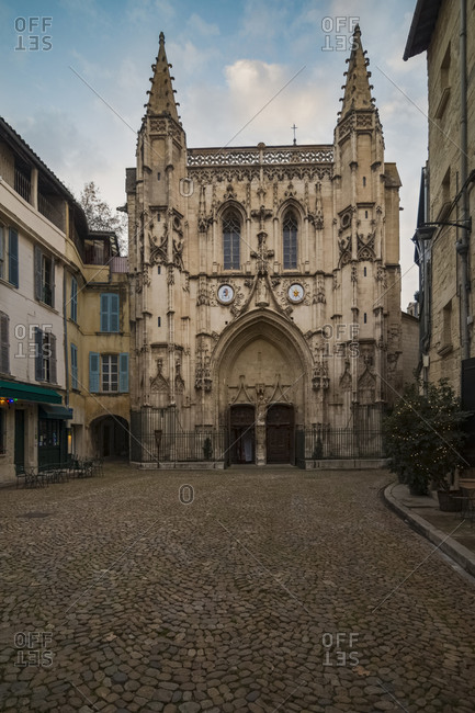 Church of Saint-Pierre in France