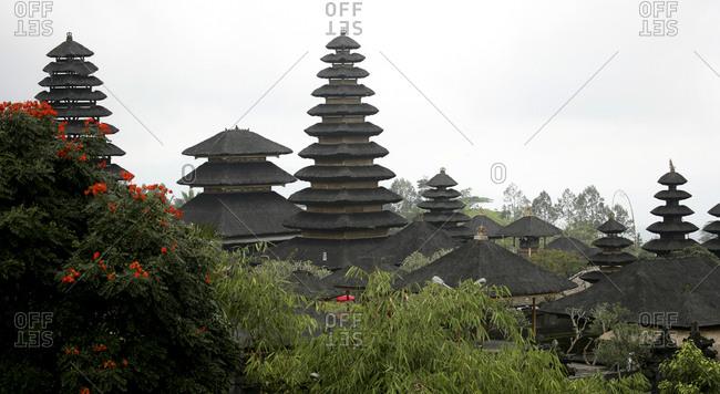 Indonesia, Bali, Pura Besakih Temple