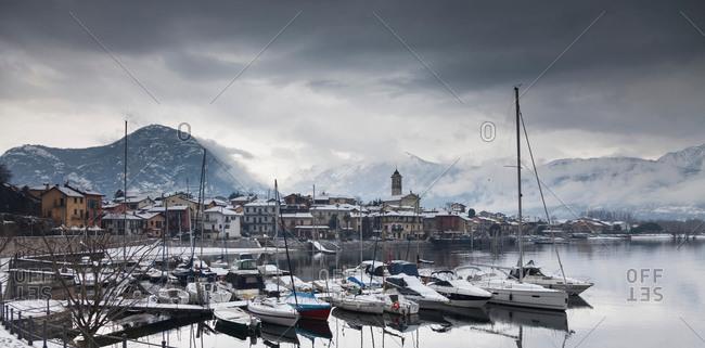 Feriolo, Lake Maggiore, Piedmont, Lombardy, Italy