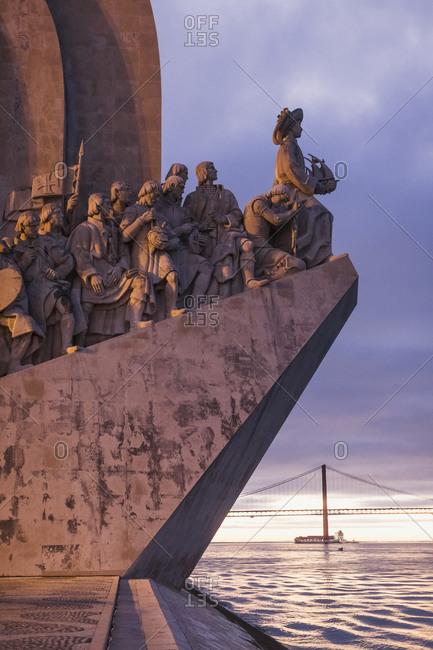 Portugal, Lisbon, Padrao dos Descobrimentos