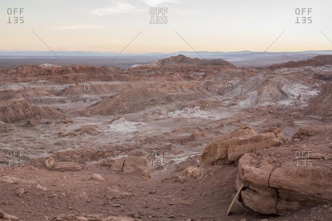 Chile, San Pedro de Atacama, Atacama desert