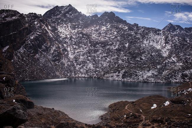 Gosikunda Lake, Nepal