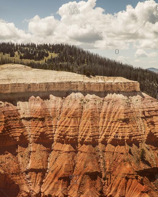 Cedar Canyon Cliffside - Offset Collection