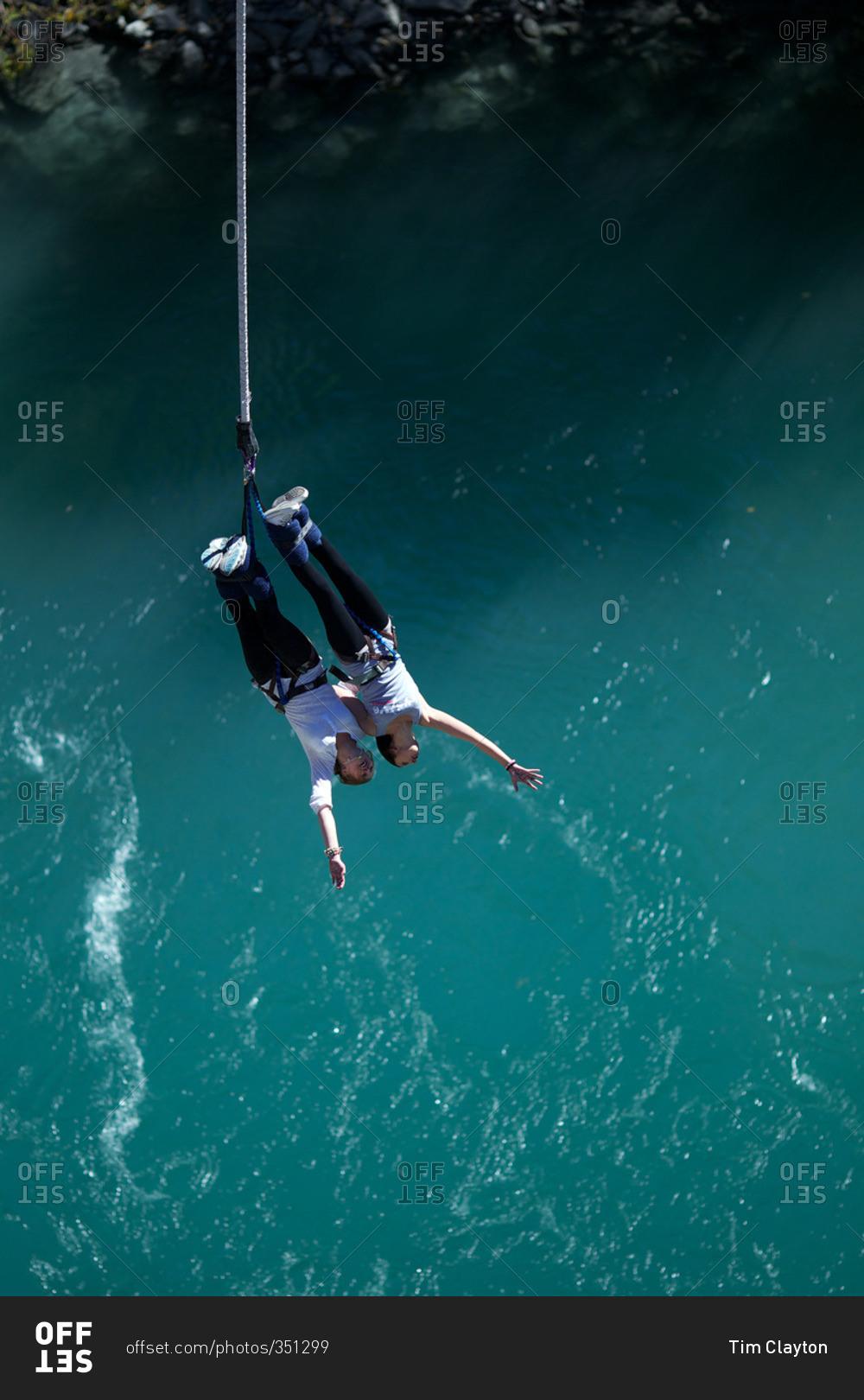AJ Hackett Kawarau Bridge Bungy Jump Review of a Jump-Gone