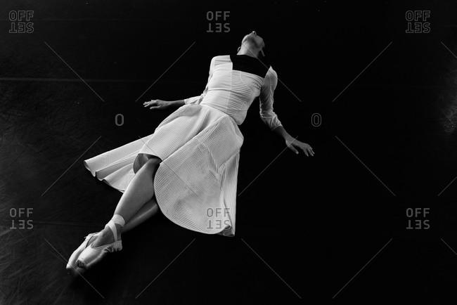 Laying On Floor Dress