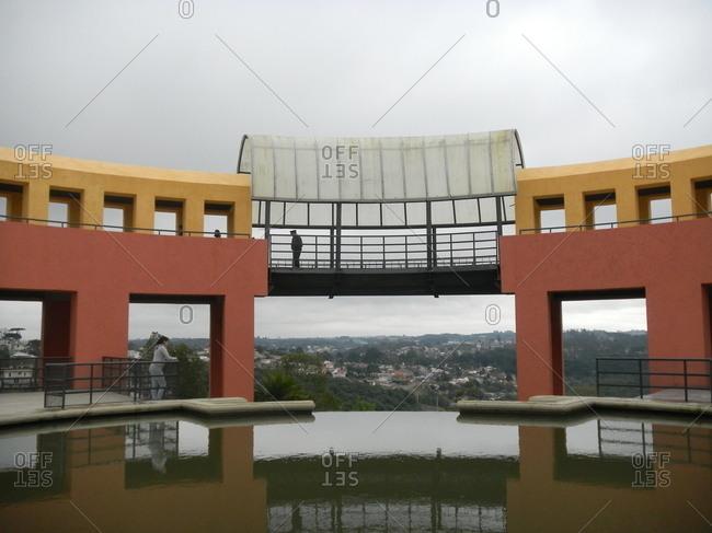 Brazil - June 22, 2011: Tangua park, Curitiba, Brazil