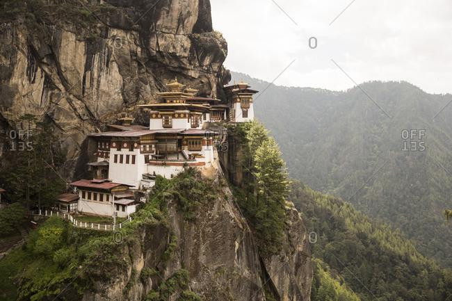 The Tiger's Nest Monastery, Bhutan