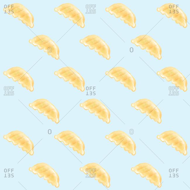 Chinese dumpling pattern design