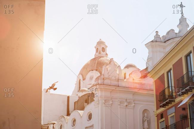 Santo Stefano Church, Capri, Napoli, Campania, Italia
